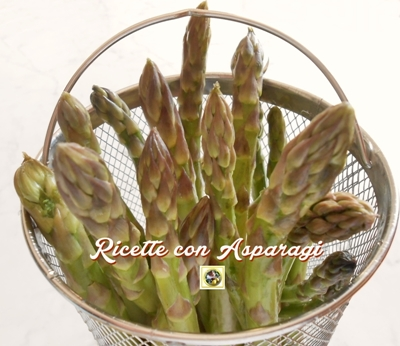 Ricette con asparagi Blog Profumi Sapori & Fantasia