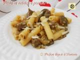 Pasta ai carciofi e pecorino