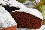 Torta al cacao con zucchine
