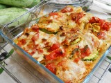 Zucchine pasticciate al forno