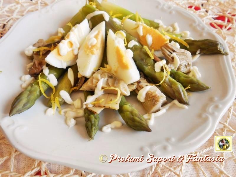 Asparagi in antipasto   Blog profumi Sapori & Fantasia