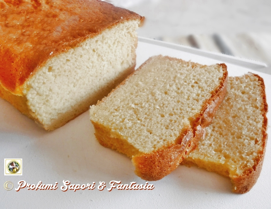Sponge cake ricetta base Blog Profumi Sapori & Fantasia
