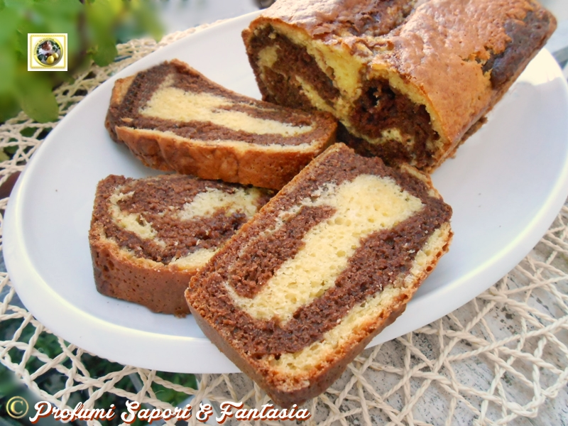 Plumcake alla panna e Nutella Blog Profumi Sapori & Fantasia