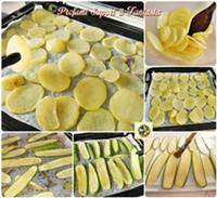 Verdure in teglia al forno