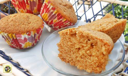 Muffin al mascarpone senza uova