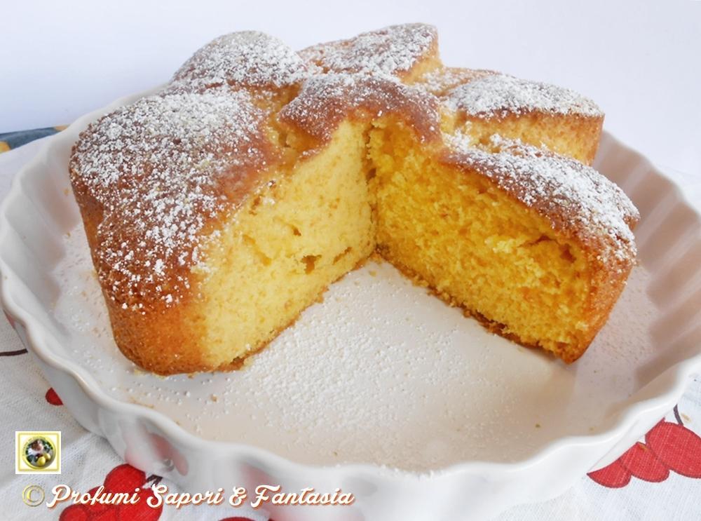 Torta soffice con carote e nocciole  Blog Profumi Sapori & Fantasia