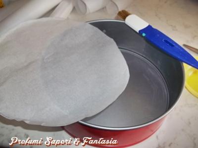 Come rivestire una tortiera con carta da forno Blog Profumi Sapori & Fantasia