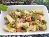 Insalata di pasta fredda con verdure Blog Profumi Sapori & Fantasia