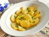 Patate aglio e prezzemolo Blog Profumi Sapori & Fantasia