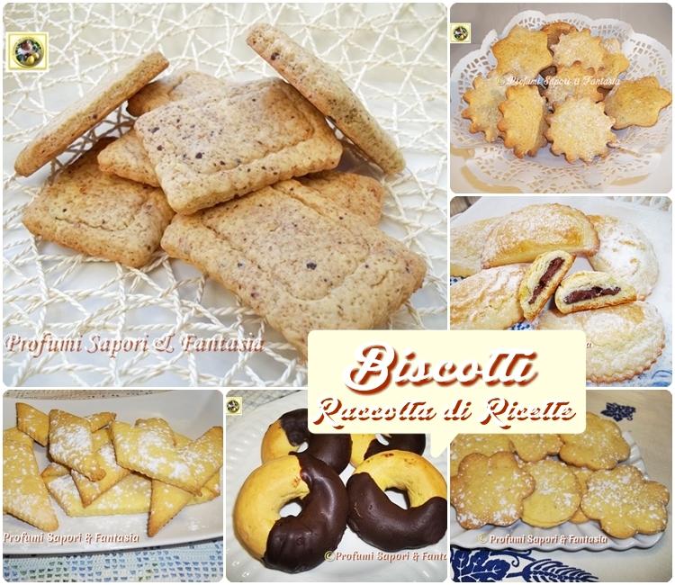Biscotti per la colazione fatti in casa ricette facili e golose - Profumi per ambienti fatti in casa ...