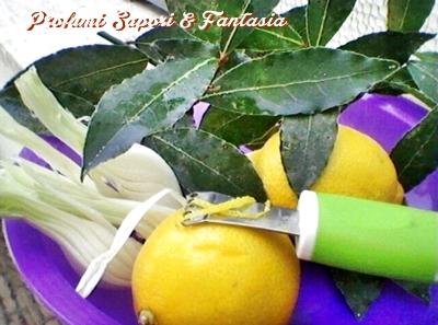 Marinata al limone