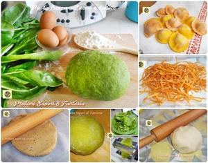 Impasti base salati e pasta fresca