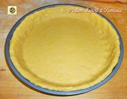 Pasta frolla lievitata