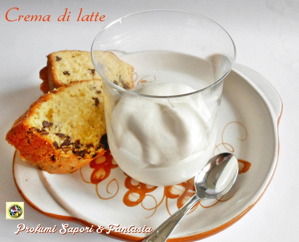 Ricette con latte bimby