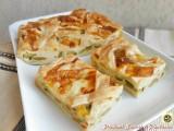 Torta salata di sfoglia con stracchino e verdure Blog Profumi Sapori & Fantasia