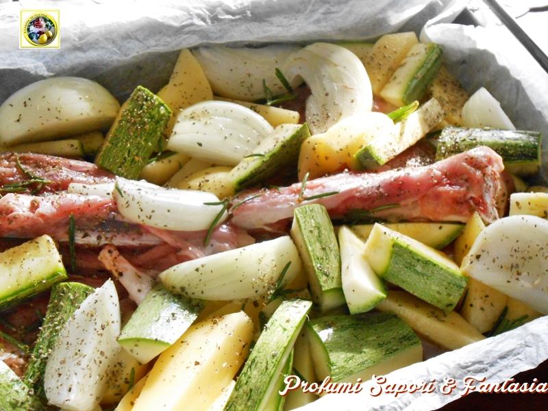 Cosce di tacchino arrosto con patate e verdure Blog Profumi Sapori & Fantasia