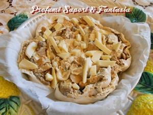 Pasticcio di pollo e funghi in pasta sfoglia Blog Profumi Sapori & Fantasia