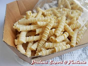 Pasta con cipolle gorgonzola e pancetta Blog Profumi Sapori & Fantasia