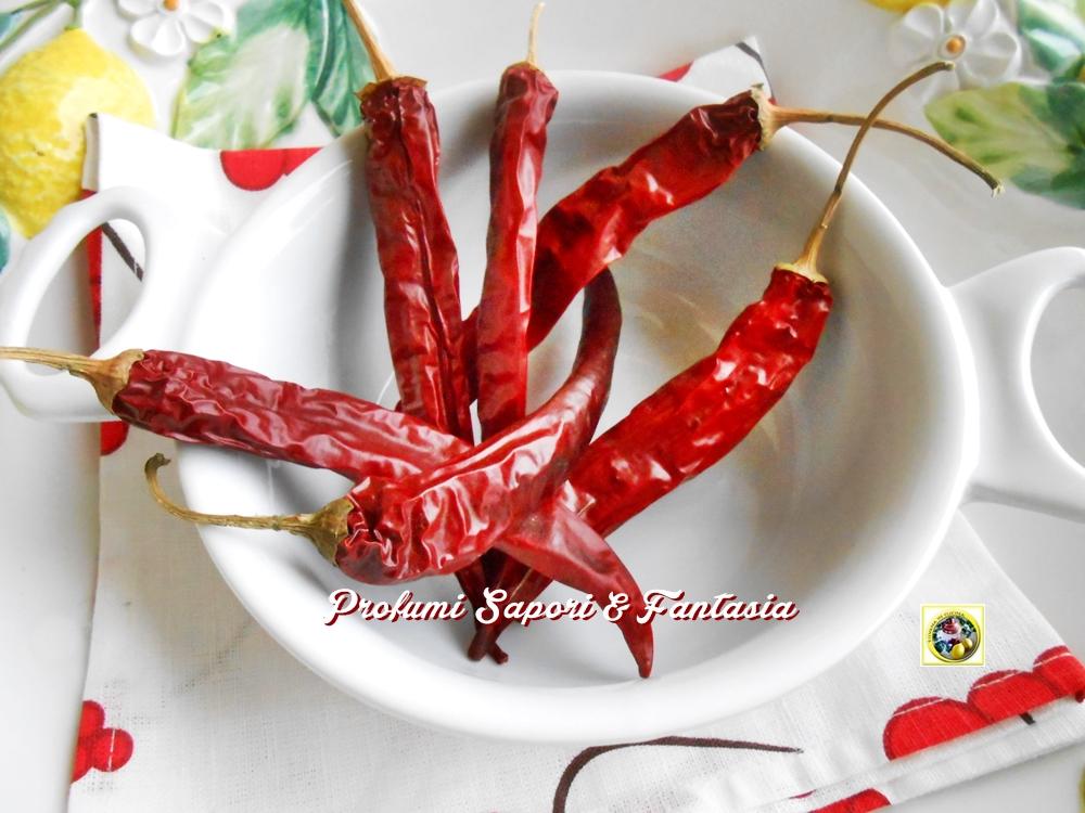 Come usare i peperoncini secchi Blog Profumi Sapori & Fantasia