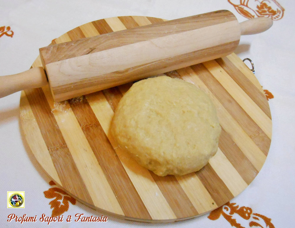 Pasta brise ricette salate bimby