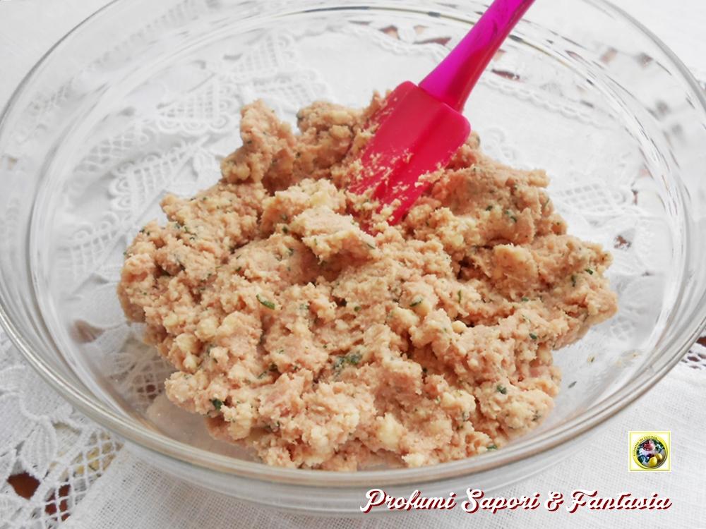 Ripieno per pasta al forno con prosciutto e formaggi Blog Profumi Sapori & Fantasia