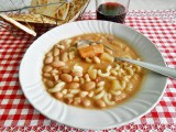 Zuppa rustica con fagioli e patate Blog Profumi Sapori & Fantasia