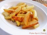 Patate croccanti in padella o al forno Blog Profumi Sapori & Fantasia