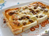Torta salata di pancarrè farcita Blog Profumi Sapori & Fantasia