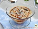 Crema pasticcera alle mandorle Blog Profumi Sapori & Fantasia