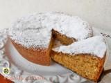 Torta con farina di mandorle cocco senza burro Blog Profumi Sapori & Fantasia