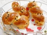 Treccine di pan brioche Bimby e tradizionale Blog Profumi Sapori & Fantasia