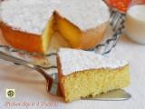 Torta facilissima al latte caldo Blog Profumi Sapori & Fantasia