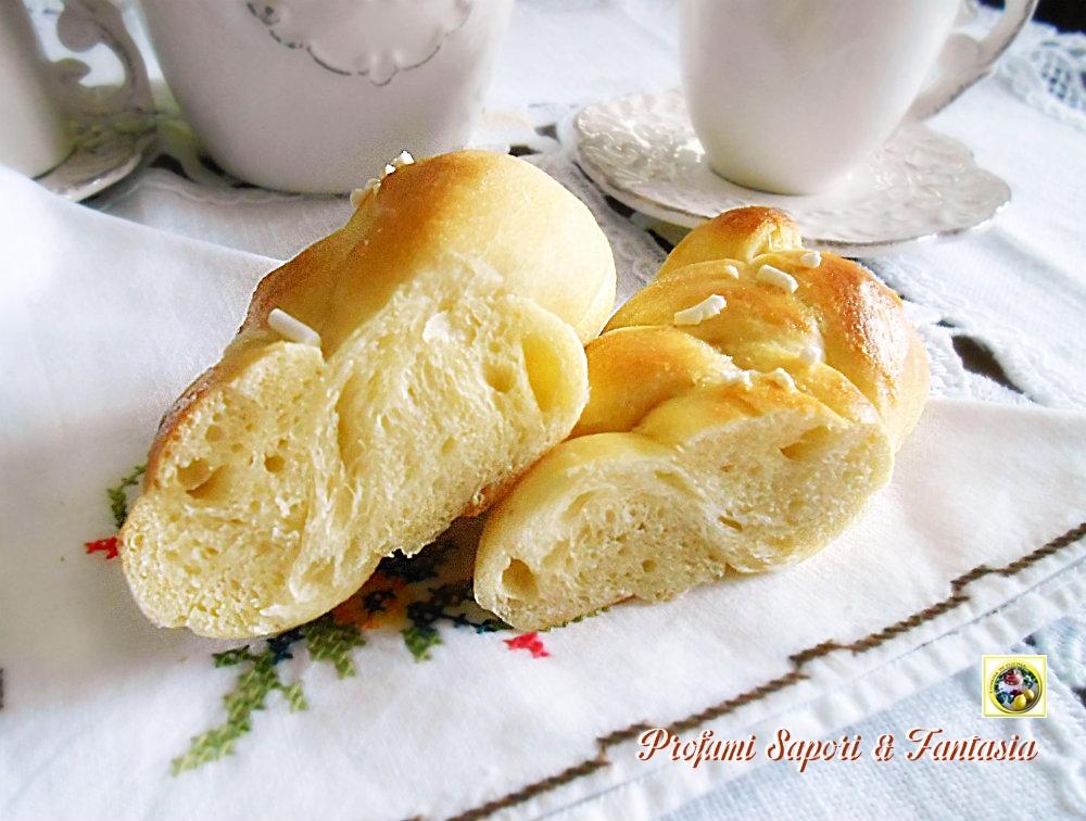 Brioche dolci con lievito madre Blog Profumi Sapori & Fantasia