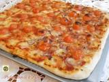 Pizza facile senza impasto Blog Profumi Sapori & Fantasia