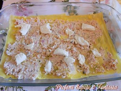 Lasagne allo zafferano