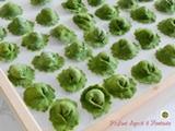 Ravioli verdi ricetta base