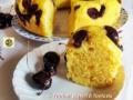 Torta morbida di ricotta e ciliegie