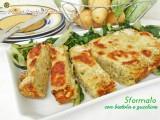 Sformato con bietola e zucchine Blog Profumi Sapori & Fantasia