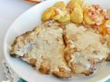 Braciole con crema di latte e semi di finocchio Blog Profumi Sapori & Fantasia