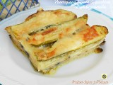 Parmigiana bianca di zucchine senza besciamella Blog Profumi Sapori & Fantasia