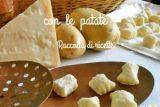 Cucinare con le patate...raccolta di ricette
