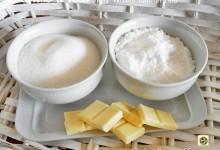 Zucchero a velo in tre versioni fatto in casa