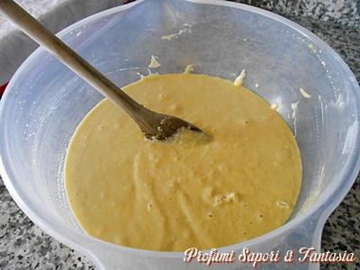 Torta con zucchine vaniglia e zafferano Blog Profumi Sapori & Fantasia