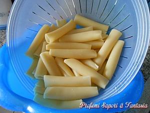 Pasta gratinata al forno con besciamella Blog Profumi Sapori & Fantasia