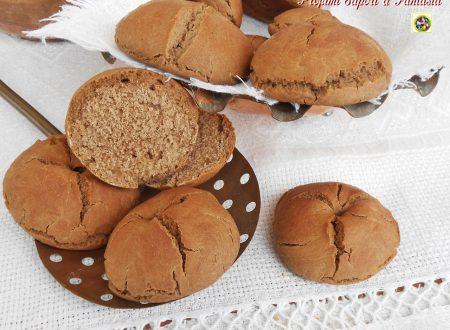 Panini con farina di castagne ricetta antica