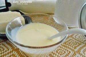 Latte condensato fatto in casa doppia ricetta