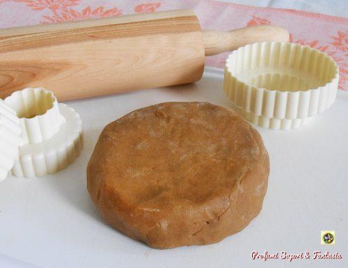 Pasta frolla con farina di castagne ricetta