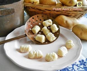 Gnocchi di patate ricetta classica
