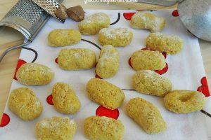 Gnocchi integrali con ricotta senza patate