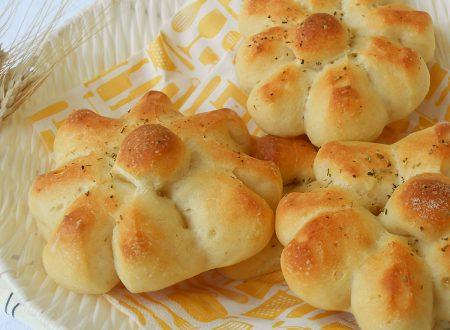 Panini al mascarpone e parmigiano